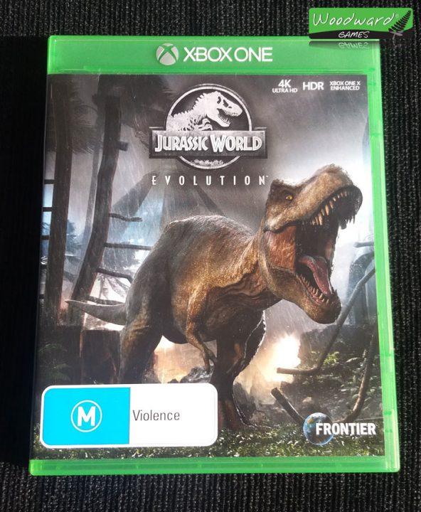Jurassic World Evolution Game - Xbox One