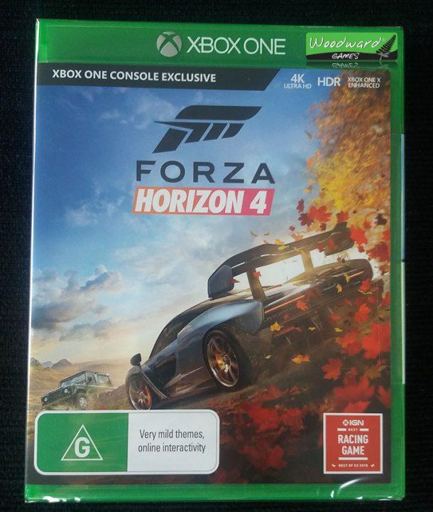 Forza Horizon 4 - Xbox One Exclusive