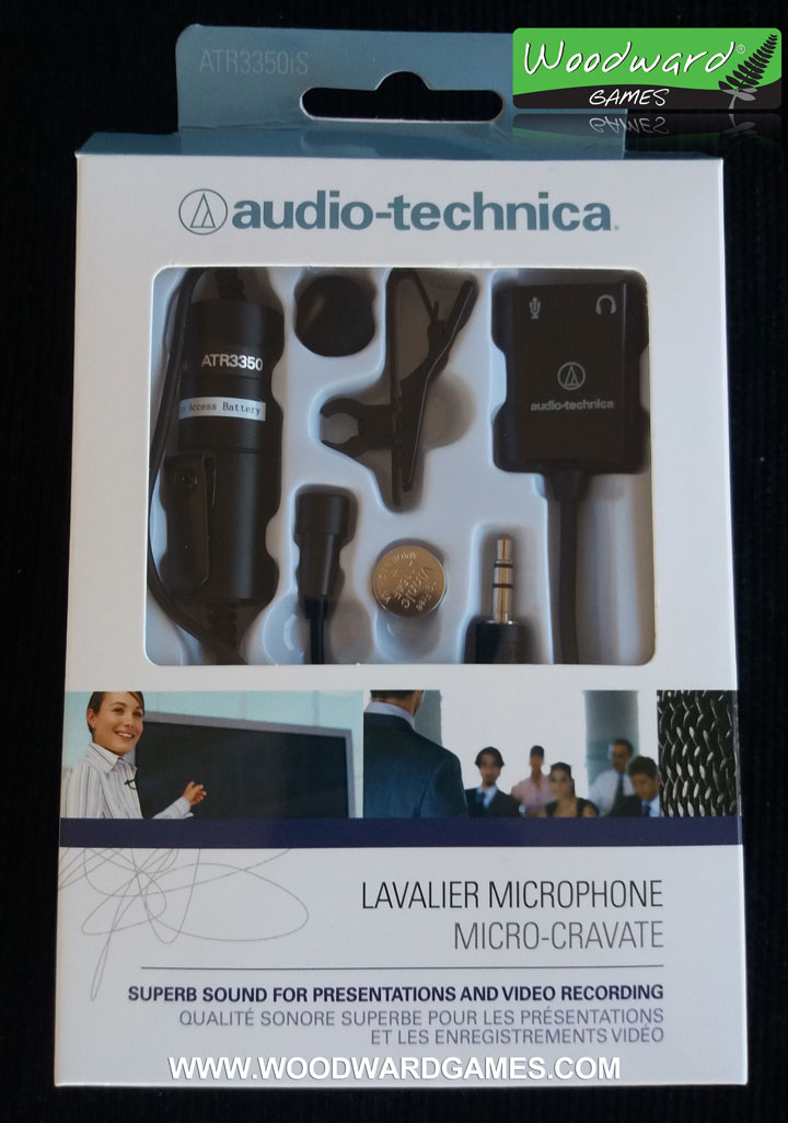Lavalier Microphone for YouTubers