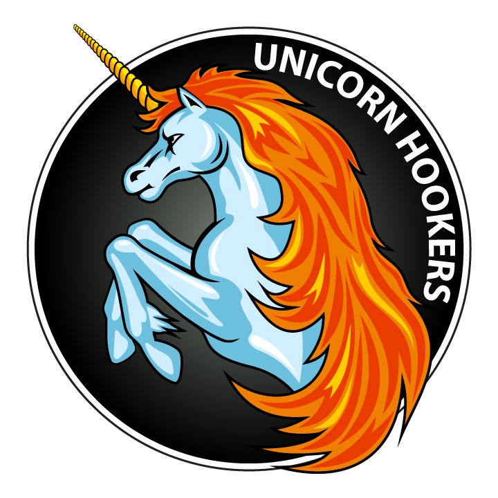 Unicorn Hookers - Blackout Rugby Union