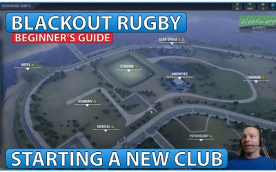 Blackout Rugby – Beginner's Guide to Starting a NEW CLUB